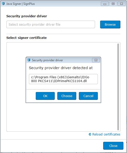 Pkcs11 Read Certificate